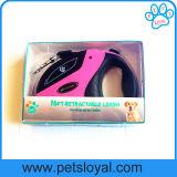 Acessórios retráteis do animal de estimação da trela do cão de animal de estimação da alta qualidade 16FT do fabricante