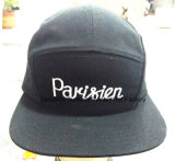 Moda sarga de algodón bordado sombrero del golf de la moda de la ciudad