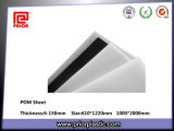 POM Sheet//Delrin Sheet/Acetal Sheet für Plastic Gears
