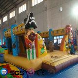 코코야자 물 디자인 아이 LG9051를 위한 팽창식 해적 성곽