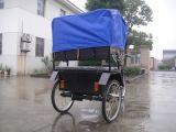 安い方法インドの電気三輪車の乗客の人力車500W-800W (HDR500-3)
