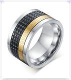 De Ring van de Vinger van de Manier van de Mensen van de Juwelen van het roestvrij staal (SR784)