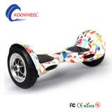 전기 스쿠터 10 인치 2 바퀴 Hoverboard 독일 Warehosue