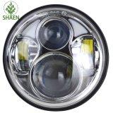 Auto LED Headlight 40W hallo-Lo Beam LED Motorcycle Headlight