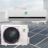 Mur-Mounted Hybrid Solar Air Conditioner de 9000BTU Flat Plate Type