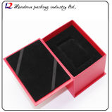 Cadre de mémoire en cuir de luxe d'étalage d'emballage de montre (Sy090)