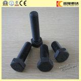 Boulon de haute résistance d'hexa de l'acier inoxydable DIN 933