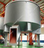D pulsa a Hydrapulper el papel usado que recicla el triturador de la máquina