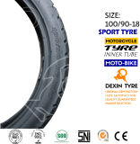 南アメリカのオートバイのタイヤのタイヤのスポーツのタイヤ100/90-18 TT TL