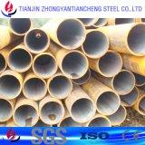 Nahtloser Stahl-Gefäß/nahtloses Stahlrohr 4140 4340 42CrMo4 40nicrmo22