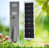 Tutti in un indicatore luminoso di via solare solare dell'indicatore luminoso di via del LED 30W con la garanzia di RoHS 3year del Ce