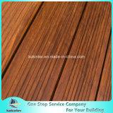 Quarto de bambu pesado tecido 18 da casa de campo do revestimento do Decking costa ao ar livre de bambu