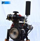 Moteur diesel de refroidissement par eau de cylindre de R4105zd Ricardo 4