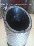 Pipe composée d'écran de contrôle de sable d'acier inoxydable de pompe de vis de Downhole
