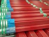 UL 증명서를 가진 ASTM A135 Sch40 빨간 그려진 강관