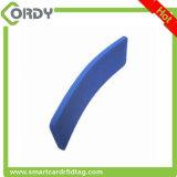 etiqueta suave del lavadero de la frecuencia ultraelevada RFID del silicón con la viruta extranjera h3