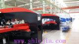 Máquina do perfurador da torreta do CNC (oficina)