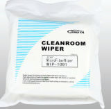 100%年のポリエステルCleanroom Cleaning Wiper 9*9inch