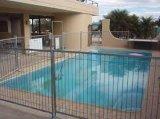 호주 표준 직류 전기를 통한 이동할 수 있는 수영풀 임시 담
