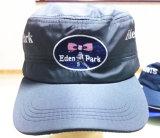Gorra de béisbol bordada pico plano barato del deporte de la alta calidad