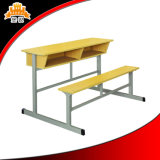 Стол студентов и стул, мебель школы
