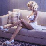 Sapm102A Leben sortierte Silikon-Geschlechts-Puppe-MetallSkeleton reale Gefühls-Liebes-Puppen