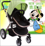 3 in 1 Baby-Spaziergänger/in Kinderwagen
