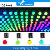 Большинств шарик диско популярного цвета подъема DMX СИД изменяя