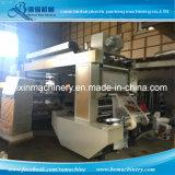 Máquina flexográfica de la impresora del registro de la repetición variable