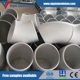 1060/1070/5052/6063 di gomito di alluminio 45° &deg di /90; &deg di /180;