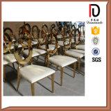 Cadeira confortável de couro moderna do casamento do plutônio
