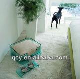 Kundenspezifisches Entwurfs-Aufenthaltsraum-Acrylhaustier-Bett