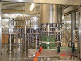 8000bph炭酸清涼飲料の洗濯機の注入口のふた締め機の一体鋳造機械