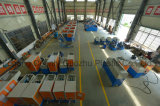 2500-3000bph aufgeteilter Typ 4 durchbrennenflaschen-Maschine der Kammer-Pet/PP
