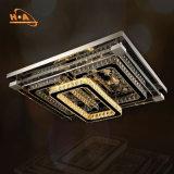 Große K9 Kristall-LED Decke eingehangene Extraleuchter für Verkauf
