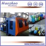 Plastikflaschen, die Maschine durchbrennen
