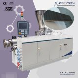 WPC Belüftung-hölzerne breite Tür-Vorstand-Strangpresßling-Plastikmaschine