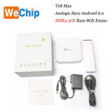 2017 Tx8 maximaler 3GB DDR4 +16g Amlogic S912 Android 6.0 Kodi Fernsehapparat-Kasten