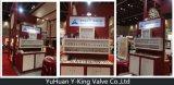 Fait dans l'ajustage de précision de cuivre de la Chine (YD-6055)