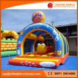 Раздувная игрушка/раздувной скача хвастун замока для парка атракционов (T1-717)
