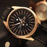 Вахта дела H368 Yazole роскошный для людей звезды и wristwatch людей типа луны водоустойчивого