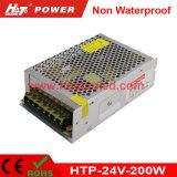 24V8a LED 전력 공급 또는 램프 또는 방수 유연한 또는 관 지구 비