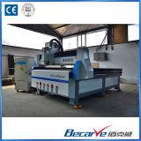 Falegnameria della macchina di CNC con l'asse di rotazione di 1300*2500 5.5kw
