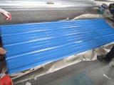 Precio azul del azulejo de material para techos del mar de las hojas PPGI /PPGL de la azotea del metal