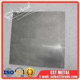 Plaque titanique d'ASTM B265 Gr2 pour l'inducteur de usinage