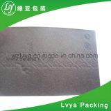Étiquette de coup de tissu d'impression d'étiquette estampée par collant de papier de vêtement de mode