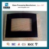 Aangemaakt Gebogen Glas met de Druk van de Serigrafie met an/Nzs 2208:1996, BS6206, En12150