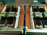 Bâti thermique de massage de jade électrique de corps supérieur pour des soins de santé