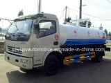 4X2 Dongfeng 6000 L carro de la succión de las heces 6 toneladas de carro del tanque fecal
