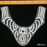 l'accessorio squisito del collo del Crochet del collare del cotone di Applique di cerimonia nuziale della sposa della collana di tre colori di 30*25cm lega i costumi Hm2023 delle collane del merletto dei maglioni di Lolita
